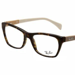 Ray-Ban Tortoise Shell Prescription Glasses